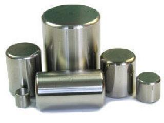 Calibration Blocks for Bearing Rollers Testing